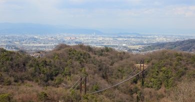 Promenade en montagne à Hoshida Park