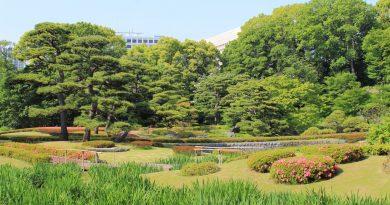 Promenade au palais impérial de Tokyo (itinéraire)