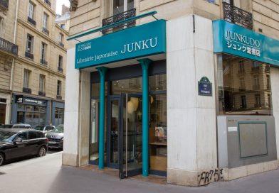 Junku : La librairie japonaise de Paris