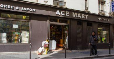 ACE Mart : L'épicerie Coréenne – Japonaise