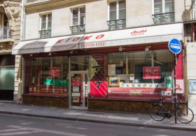 Kioko : L'épicerie Japonaise à Paris