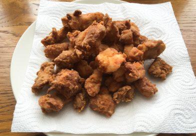 Notre recette familiale du Karaage (poulet frit à la japonaise)