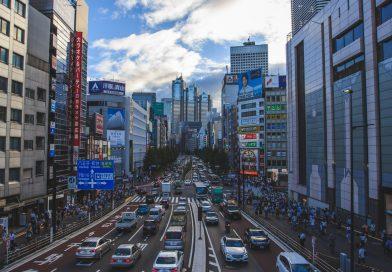 Promenade dans Shinjuku (itinéraire)