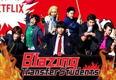 Blazing Transfer Students : nanar assumé ?