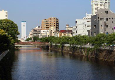 Découverte de Shinagawa (itinéraire)