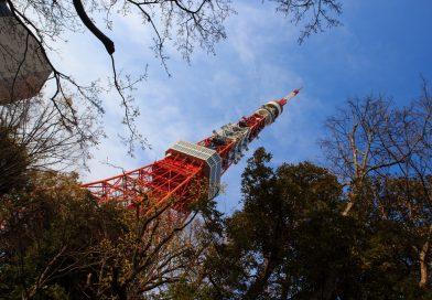 Promenade de Shiba à Roppongi (itinéraire)
