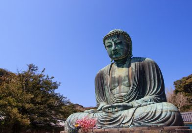 Randonnée nature dans Kamakura (itinéraire)