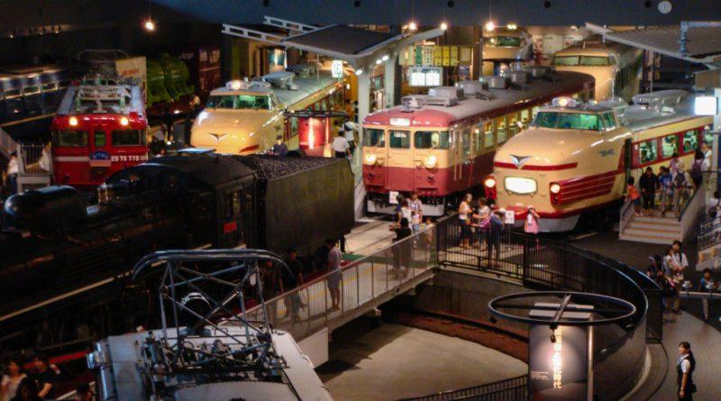 The Railway Museum à Saitama