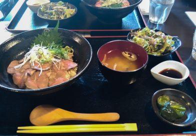 Ōmiya : le restaurant de boeuf d'Omi à Hikone