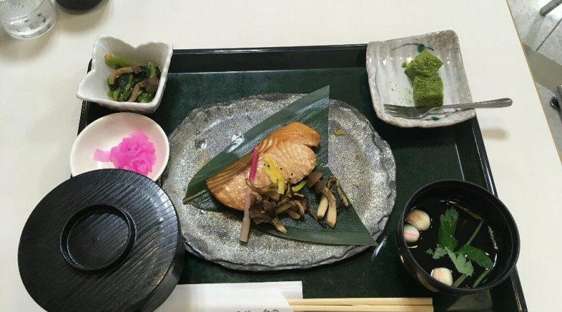 Le Family shokudou du Daimaru à Kyoto