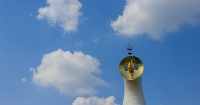 Osaka Expo' 70 : flâner à la recherche du passé