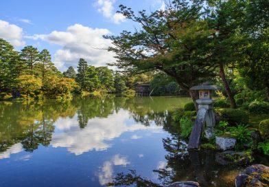 Kenroku-en : le magnifique jardin de kanazawa