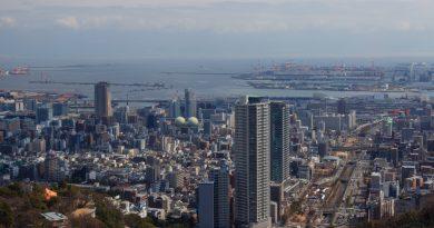 Visite du Kobe historique (itinéraire)