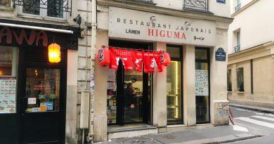 Higuma : la bonne cantine de ramen à Paris