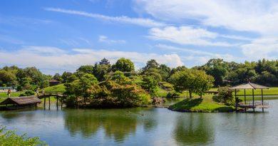 Korakuen : le magnifique jardin d'Okayama