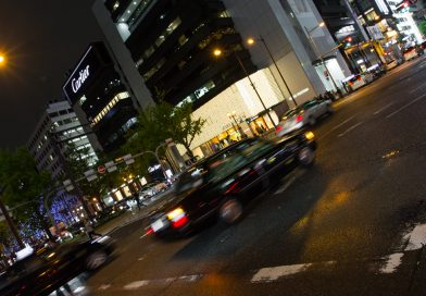 Déambulation nocturne dans Osaka