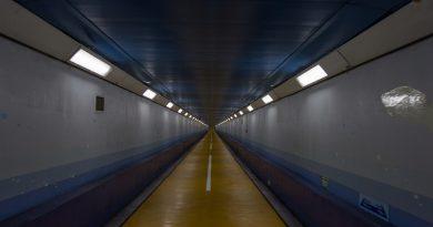 Le tunnel de Kanmon