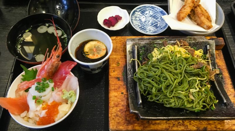 Fujiya : le mauvais restaurant de Kawara Soba