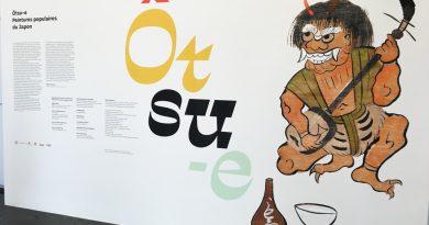 ÔTSU-E : peintures populaires du Japon