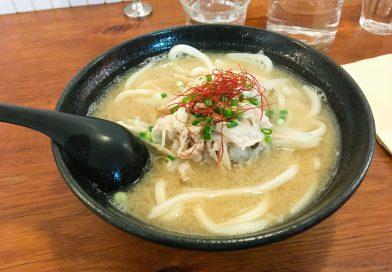 Sanukiya, excellent restaurant d'udon à Paris