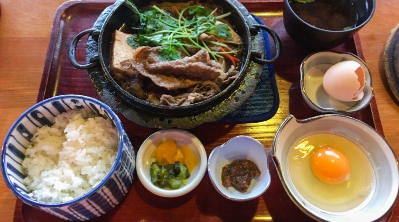 Okage-yokochō Butasute, dégustation de bœuf de Matsusaka