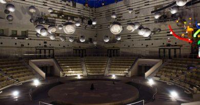 Le pavillon de l'Expo70 à Osaka