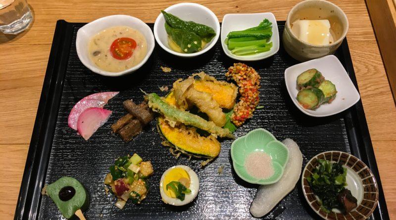 Minoru Diner : Un excellent restaurant de produit locaux à Kyoto
