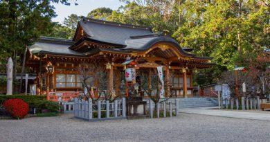 Nagaoka Tenmangu, le sanctuaire difficile à quitter