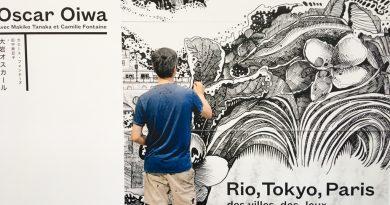 Oscar Oiwa, l'exposition à la MCJP