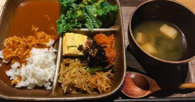 Miyakoyasai Kamo, Restaurant de légumes bio et local