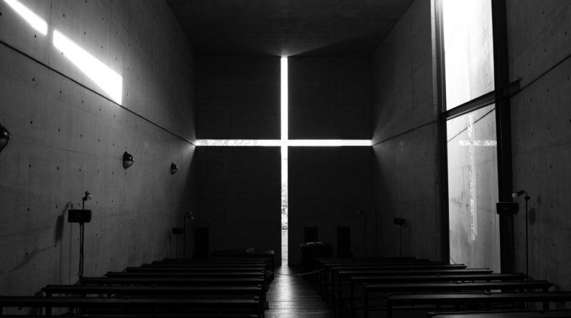 L'église de la lumière de Tadao Ando