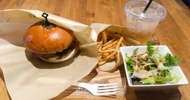 Dragon Burger, le meilleur hamburger de Kyoto