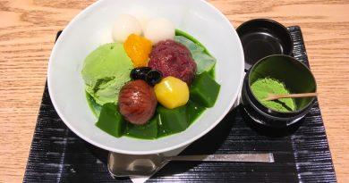 Itohkyuemon : Boutique et restaurant dédié au matcha