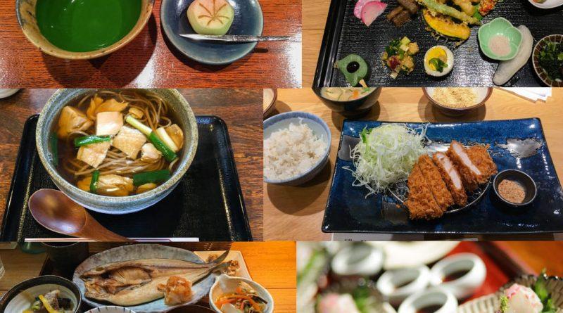 Les restaurants au Japon