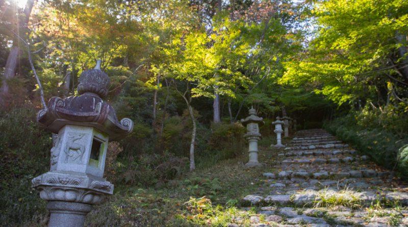 Du Lac Biwa au sommet du mont Hiei (itinéraire)