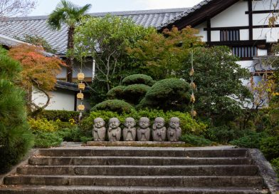 Promenade entre le Tōfuku-ji et le Fushimi Inari Taisha