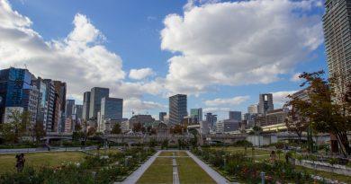Promenade sur Nakanoshima à Osaka