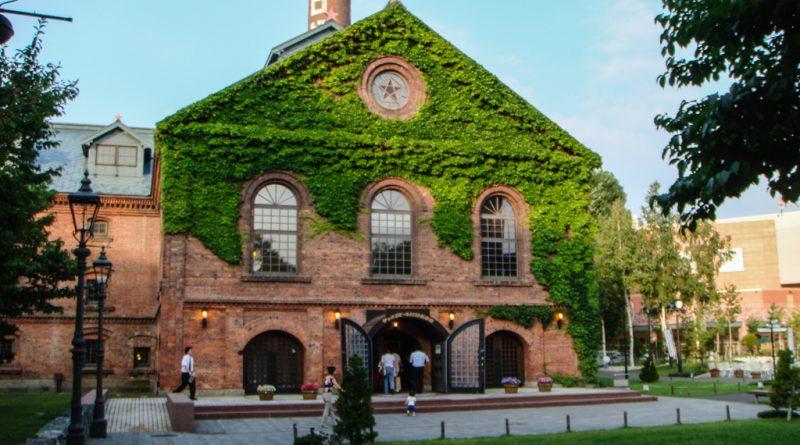 Le musée de la bière de Sapporo