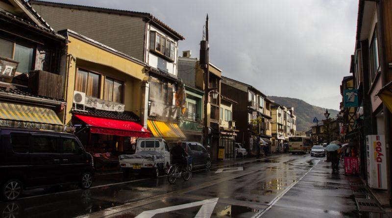 Kinosaki Onsen, la ville du crabe et des onsens