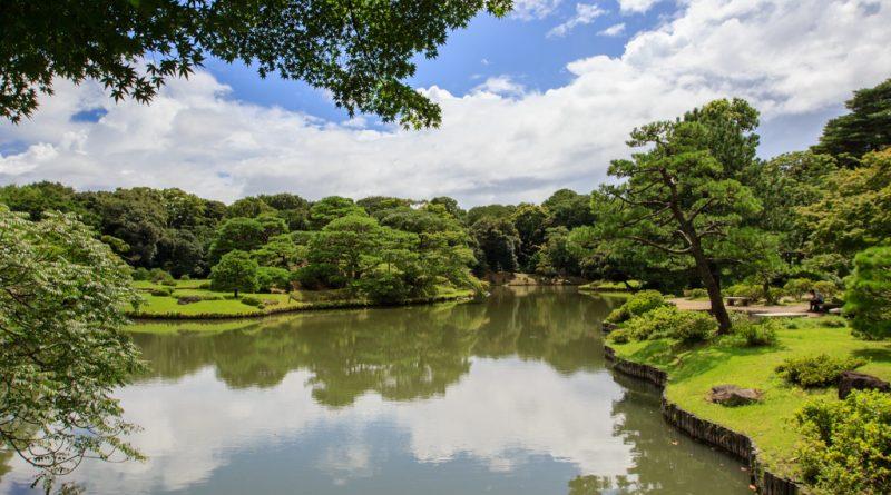 Rikugi-en, le jardin poétique de Tokyo