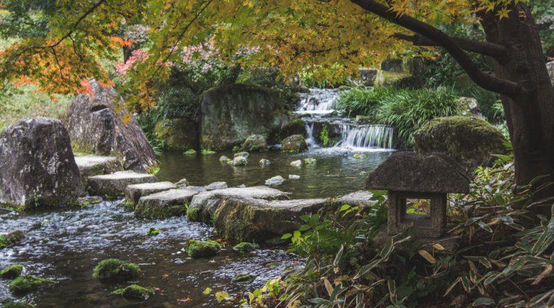 Suzaku-no-Niwa, le jardin japonais du parc Umekoji
