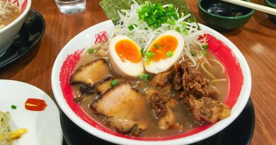 Ramen Todai, ramens de Tokushima à Kyoto