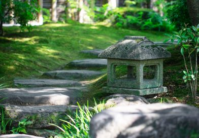 Kōko-en, le jardin au neuf facettes
