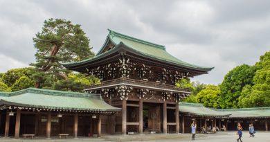 Meiji-jingu, l'emblématique sanctuaire de Tokyo