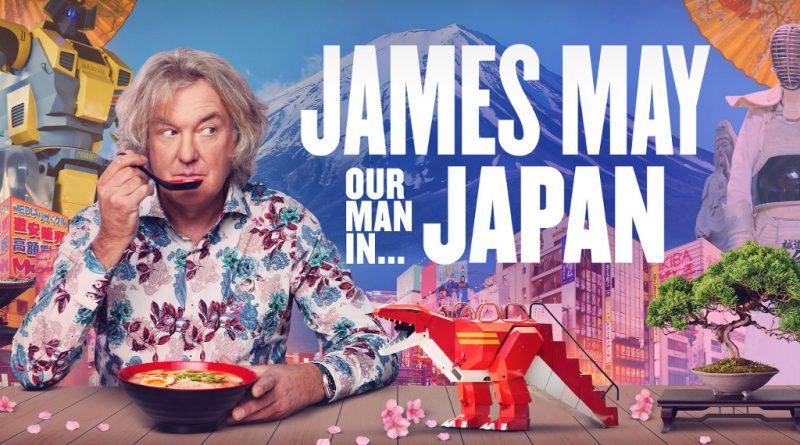 James May, notre homme au Japon